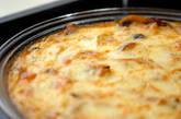 キノコのクリームオーブン焼きの作り方10
