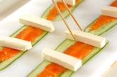 パリパリ器のサラダの作り方1