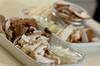 キノコの旨味たっぷり!ヘルシー簡単ホイル蒸しの作り方の手順1