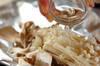 キノコの旨味たっぷり!ヘルシー簡単ホイル蒸しの作り方の手順8