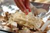 キノコの旨味たっぷり!ヘルシー簡単ホイル蒸しの作り方の手順7