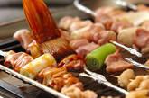 焼き鶏の作り方8