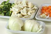 チキンカレーシチューの作り方1