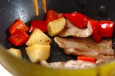 豚バラ肉のハーブソテーの作り方4