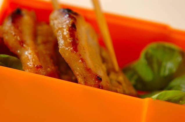 豚バラのカレーグリルの作り方の手順3
