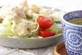 ゆで鶏&鶏スープ