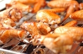 鶏手羽肉のピリ辛ナッツソースの作り方1