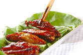 鶏リブの甘煮の作り方5