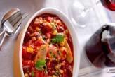 ソーセージのトマト煮