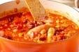 ソーセージのトマト煮の作り方2