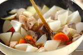 根菜カレーの作り方5