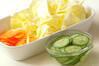 春キャベツの甘酢和えの作り方の手順1