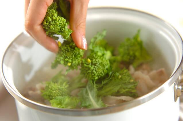 豚バラ肉と大根の塩煮の作り方の手順6