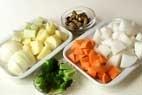 牡蠣の和風みそシチューの作り方3