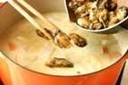 牡蠣の和風みそシチューの作り方7
