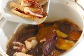 イカと揚げナスの煮物の作り方3