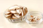 芽ヒジキのナッツ白和えの作り方1