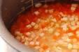 フキの炊き込みご飯の作り方5