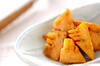水煮タケノコのピリ辛炒め