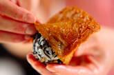 稲荷寿司の作り方2