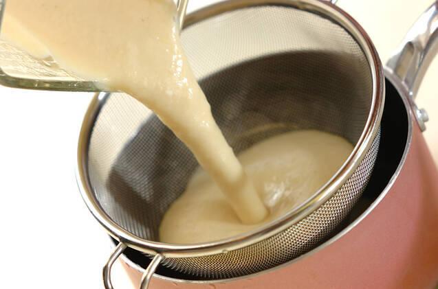 ジャガイモのスープの作り方の手順5