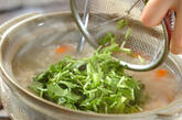 あんかけ粥の作り方4