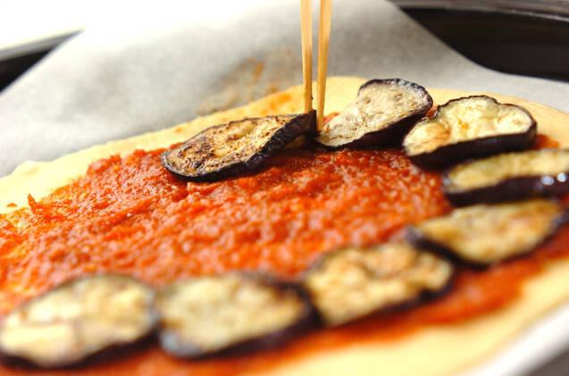 大豆粉のピザの作り方の手順8