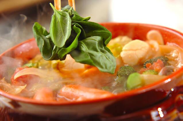 イタリアン鍋の作り方の手順7