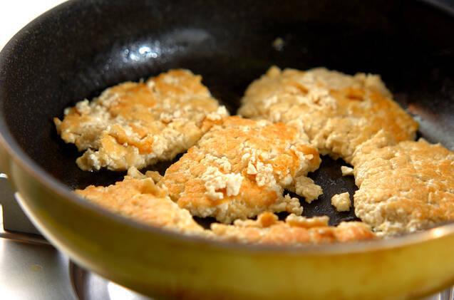 豆腐のウナギ蒲焼き風の作り方の手順8