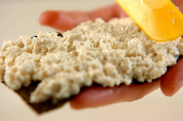 豆腐のウナギ蒲焼き風の作り方の手順7