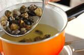 アサリのキムチスープの作り方2