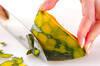 カボチャのサラダの作り方の手順1