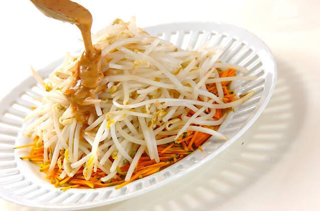 カボチャのサラダの作り方の手順4