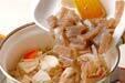 たっぷり根菜のけんちん汁の作り方6