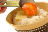 ショウガバター塩麹卵かけご飯の作り方3