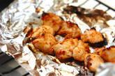 和風チキンのゴマおかか焼きの作り方2