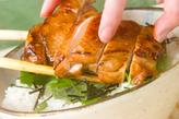 きじ焼き丼の作り方4