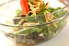芽ヒジキの酢の物の作り方の手順5