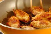 鶏肉とカボチャのカレー煮の作り方2