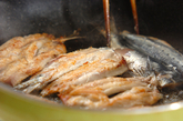 イワシの蒲焼きの作り方2