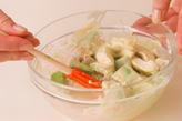 鶏肉とアボカドのサラダの作り方3