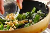 ピーマンのカリカリジャコ炒めの作り方2