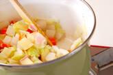 ジンジャークリームスープの作り方8