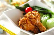 鶏手羽元のサッパリ煮