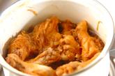 鶏手羽元のサッパリ煮の作り方1