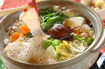 ブリのちり鍋