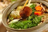 ブリのちり鍋の作り方8