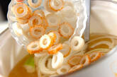 雑穀団子入りスープの作り方2