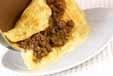 ひき肉オムレツの作り方3