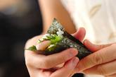 色々手巻き寿司の作り方2